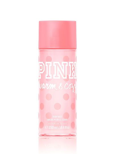 Warm & Cozy Body Mist - PINK - Victoria
