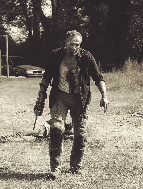 Mcfarlane Walking Dead Merle Dixon