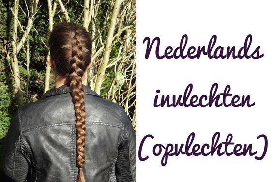 Leer om Nederlands in te vlechten, ook wel opvlechten genoemd!