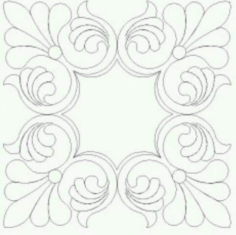 مجموعة رسومات و رشمات مفارش تركية Motifs De Broderie Hand Quilting Patterns Machine Quilting Patterns Free Motion Quilting Patterns