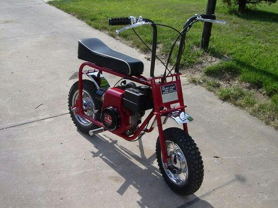 Scat Cat Minibike Mini Motorbike Mini Bike Go Kart