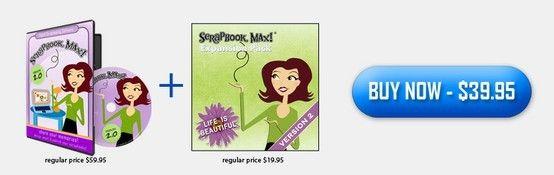 scrapbook max software