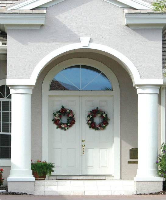 Beautiful Smooth Skin And Fiberglass Entry Doors On Pinterest