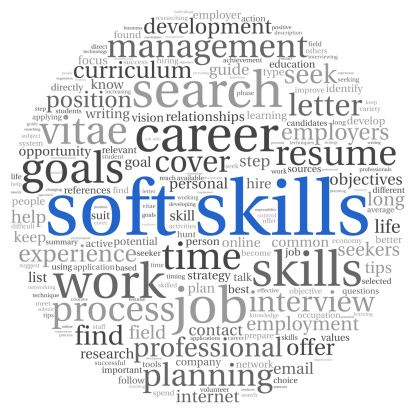 Teaching Soft Skills: Is It Important? - Why do soft skills matter in the workforce? from http://blog.aeseducation.com/2014/04/teaching-soft-skills-2/ #SoftSkills #CTE #Education
