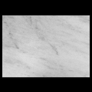 "3/4"" Marble Slab Polished Carrara Marble Italian White Bianco Carrera Premium Grade High Quality Marble"