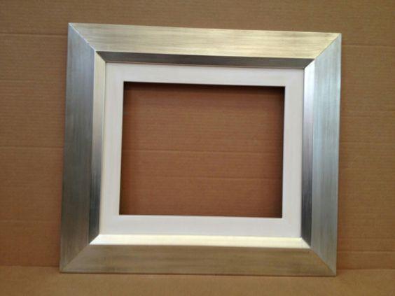 Marco para cuadro madera pinterest - Marcos redondos para cuadros ...