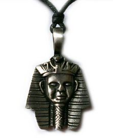 Pewter Egyptische Toetankamoen