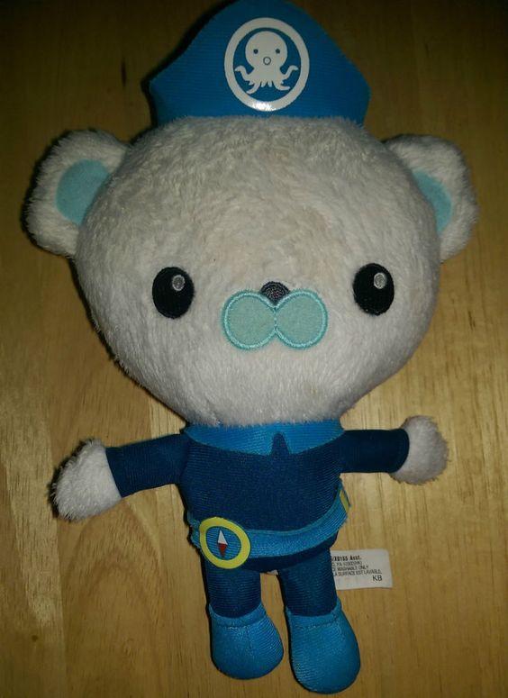 #Octonauts #Barnacles #bear #ebay