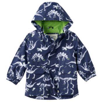 Toddler Boy Carter&39s Dinosaur Rain Jacket | Boys Jacket Designs