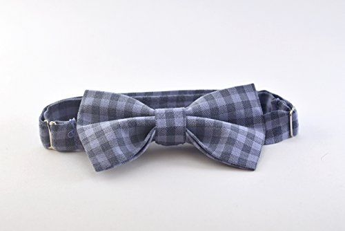 Designer bow tie unusual male accessory stylish textile bow tie. Bow tie is made of natural material 100% cotton. This accessory has a fairly discreet design. You can wear a bow tie even to work in conjunction with a suit. This unusual butterfly will be appreciated by a man who knows everything about good accessories. Dimensions: Length - 11.5 cm Width - 7 cm. If you have questions, please contact us , we will be happy to answer!.