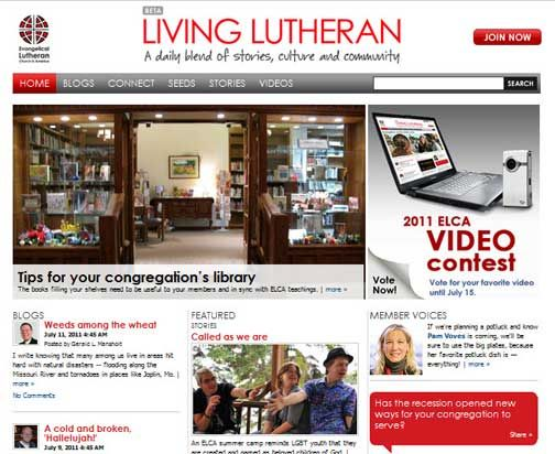 community living online communities