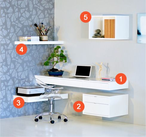 office floating desk small. brilliant office 11 best officestudio images on pinterest  home computer desks and home  office inside office floating desk small d