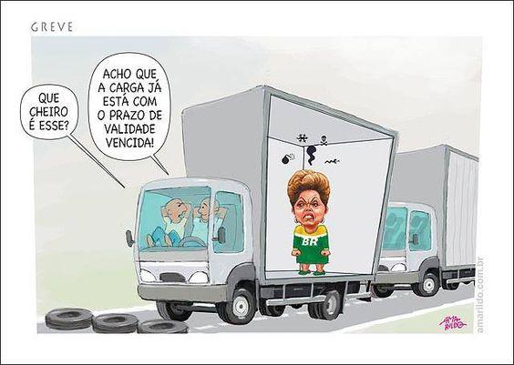 Post  #FALASÉRIO!  : CHARGE DA NOITE !