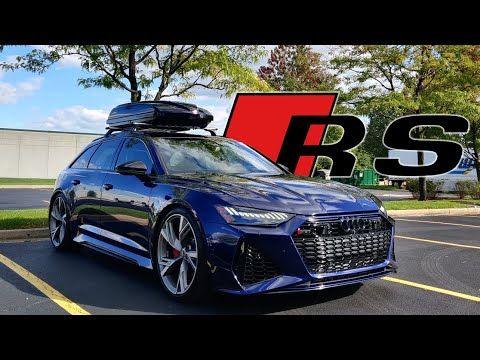 Finally 2021 Audi Rs6 Avant Youtube Audi Rs6 Audi Audi Cars