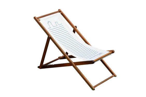 Toile de chaise longue Les Petites Rochelaises