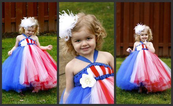 Lil Miss Independence Tutu Dress