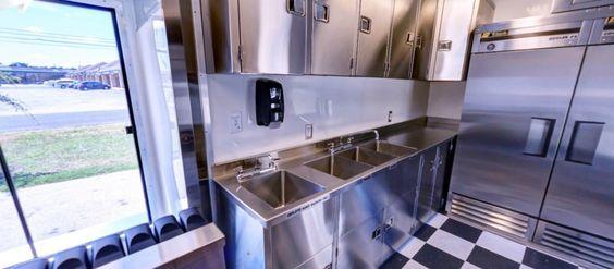 Equipamentos para food trucks - Pucci cozinhas.