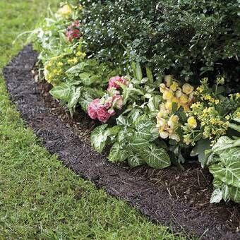 Hinkle Garden Pathway Bridge In 2020 Garden Mulch Garden Edging Landscape Edging