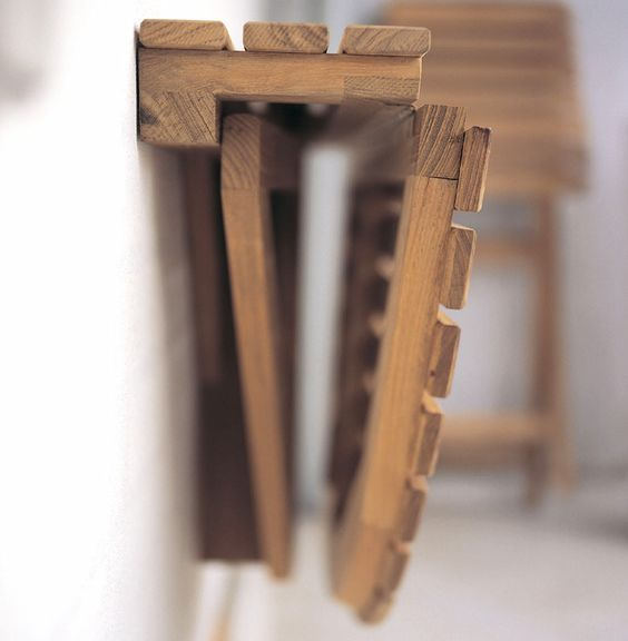 Folding walls wall mount and the laundry on pinterest for Small fold down laundry table