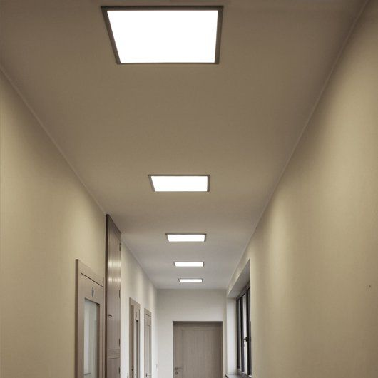 Dld Architectural Dld Corona Square 20 Led Recessed Panel Light Commercial Recessed Downlights Darklight Design Lighting Design Tageslichtspot Wohnen Haus
