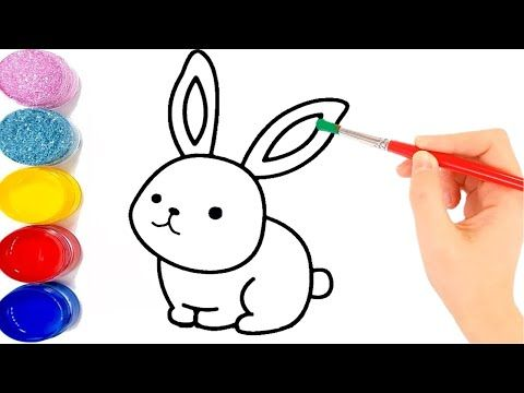 تعليم الرسم للاطفال تعلم رسم أرنب للاطفال رسم سهل جدا Youtube In 2020 Hand Art Drawing Easy Drawings Drawings