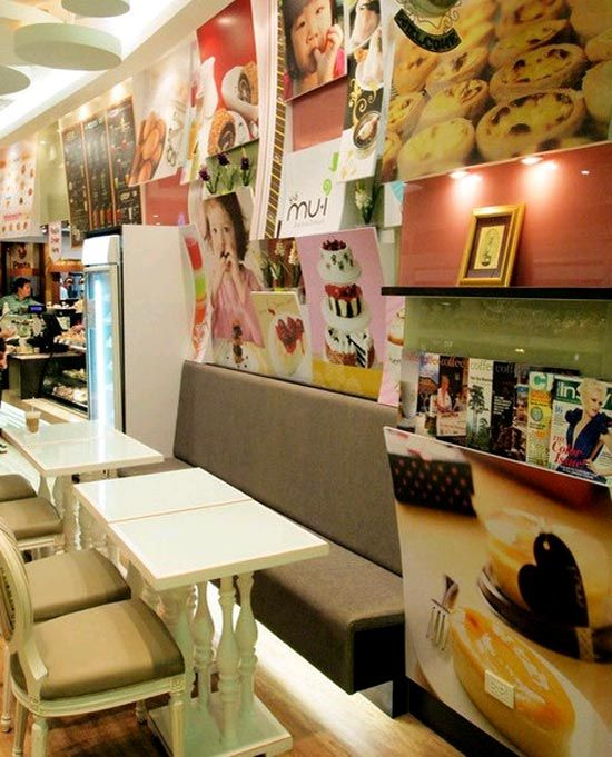 Home Decor Shop Design Ideas: SMALL Bakery And Coffee Shop Design Ideas