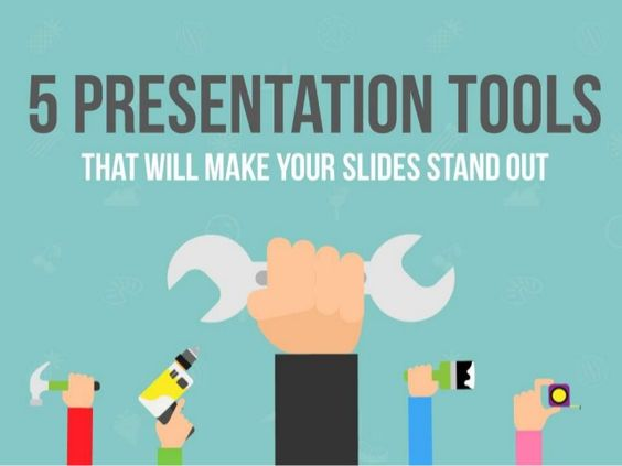 5 Presentation Tools That Will Make Your Slides Stand Out