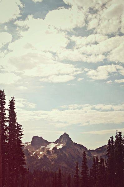 #florest #mountain #sky #photography