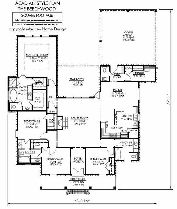 Pinterest the world s catalog of ideas for Madden home designs