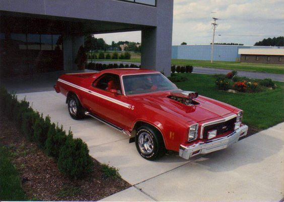 chevy candy apple red and el camino on pinterest. Black Bedroom Furniture Sets. Home Design Ideas