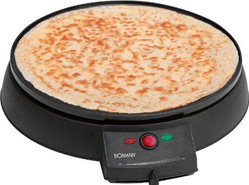 Crepe Maker Mit 900 Watt Crepes Eisen 29 Cm Platte Backampel Antihaftbeschichtet Inklusive Teigverteiler Pancake Maker Crepe Maker Crepes