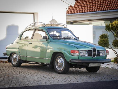 1980 Super V4 96 For Sale Picture 1 Of 6 Saab Automobile Saab 900 Classic Cars