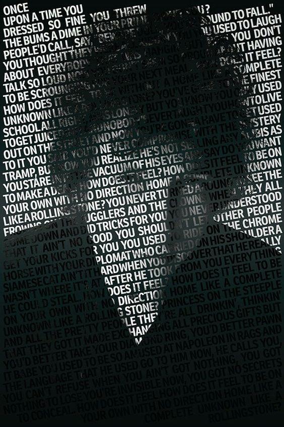 Bob Dylan - Lik a Rolling Stones