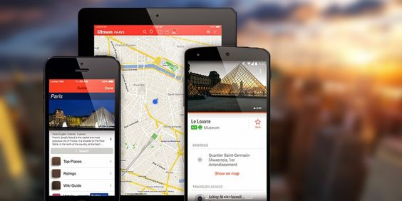 Top 5 Mobile Apps for Travellers