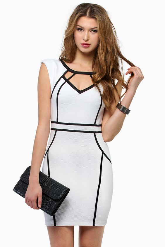 Perfect 10 Bodycon dress