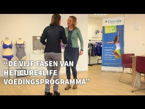 Wat is Cure4Life? De vijf fase van het Cure4Life afslankprogramma. Wil je meer weten over het voedingsprogramma: www.cure4life.eu