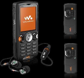 Sony Ericsson W810i ., my first sony..!