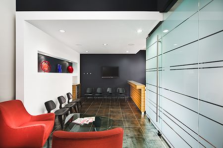 Flatirons Endodontics - Endodontic Office Design by JoeArchitect in Westminster, Colorado