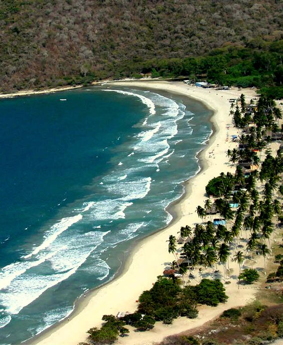 Bahía de Patanemo en Carabobo Venezuela!