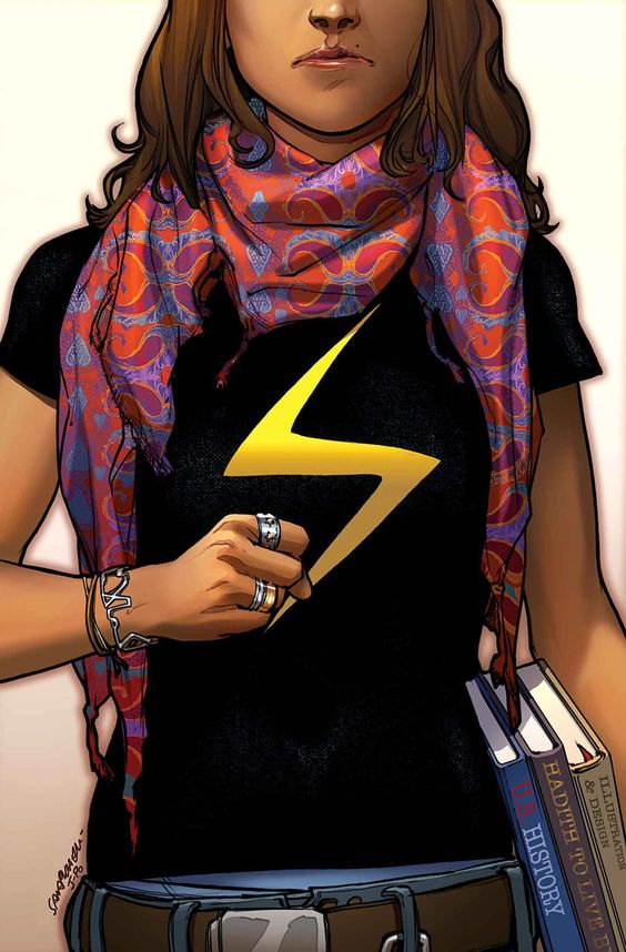 Ms Marvel (Kamala Khan)