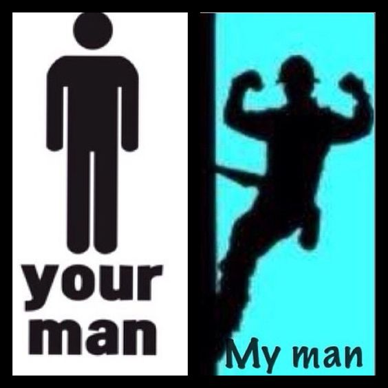 Love my lineman ⚡️