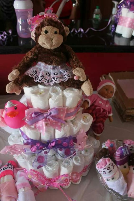 My daughter's baby shower