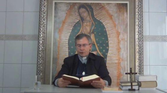 Programa: Eucaristia I Padre Alexandre Pedroso Arantes Gravado em 13/05/2015 - Paróquia Nossa Senhora de Fátima Itapetininga - SP Realização: Rádio e TV Auxi...