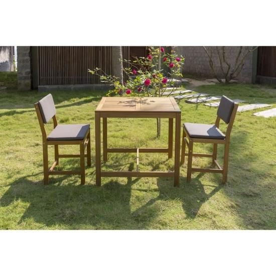 ensemble de mobilier de jardin ou de