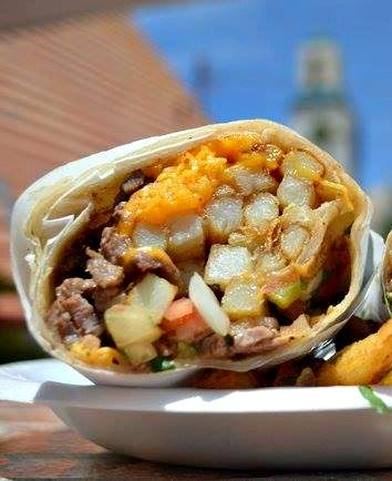 If you love burritos, then this is a must try! #California #burrito