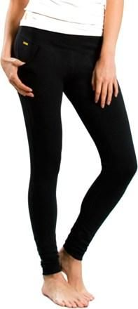 A legging inspired by skinny jeans in case you want to hit the town after your practice.