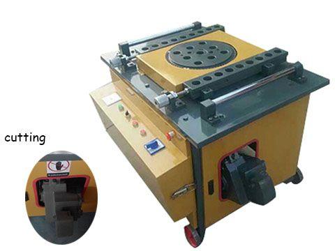 Pin On Cutting Machine