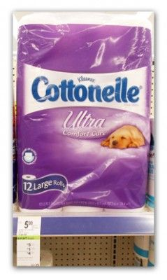 Cottonelle Bath Tissue, Only $2.50 at Walgreens!