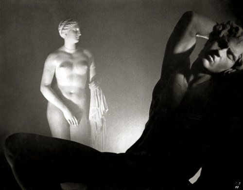 Oh!so 30s , Willy Zielke ~Olimpia:Aphrodite and Faun,
