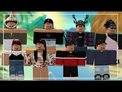 Roblox Outfit Ideas Prt 13 Girls And Boys Edition